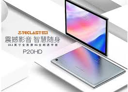 <b>Teclast P20HD</b> Tablet - With 8-core processor released for just $99