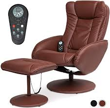 Best Choice Products <b>Faux Leather</b> Electric <b>Massage Recliner</b> Chair