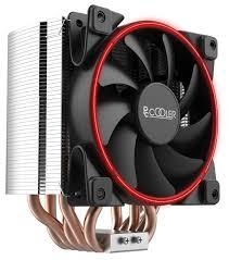 <b>Кулер</b> для процессора <b>PCcooler GI</b>-<b>H58U CORONA</b> R — купить по ...