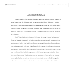 american history x   gcse religious studies philosophy amp ethics  document image preview