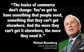 Michael Bloomberg Quotes. QuotesGram via Relatably.com