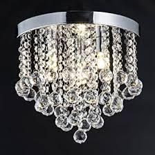 ZEEFO Crystal <b>Chandelier</b>, <b>Modern Chandeliers</b> Crystal Ball <b>Light</b> ...