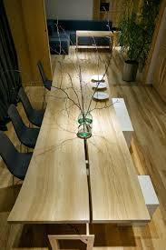 wood slab dining table beautiful: view in gallery fun vignettes nature filled aesthetic  diningjpg the dining table is a double solid wood slab