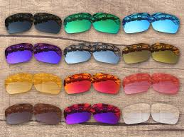 <b>Vonxyz 20</b>+ <b>Color Choices</b> IRCoat Replacement Lens for-Oakley ...