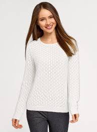 Купить женские свитеры, <b>джемперы</b> в интернет-магазине oodji ...