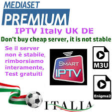 <b>IPTV M3u Subscription Iptv</b> Italy German Mediaset Premium For ...