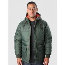 <b>Куртка OBEY Blizzard Jacket</b> - <b>Army</b>