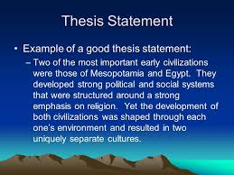 resume  sample thesis statements for research paper source  enchanting example thesis statements for essays resume