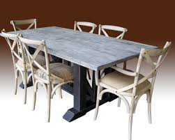 Industrial Style Kitchen Table Industrial Chic Furniture Ardena