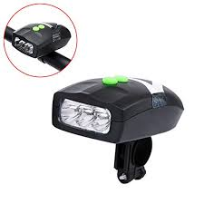ASOSMOS <b>USB</b> Rechargeable <b>Cycling Bicycle Bike</b> 3LED Head ...