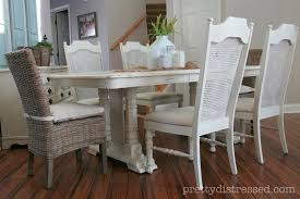 Painting Dining Room Furniture Painting A Dining Room Table Chalk Paint Dining Table Chalk Paint