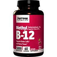 Amazon Best Sellers: Best <b>Vitamin B12</b> Supplements