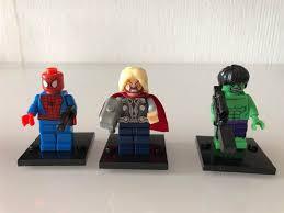 Super Heroes <b>Marvel avengers 8Pcs</b>/<b>set Captain</b> American ...