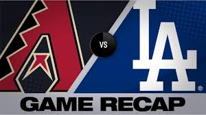 Bellinger jacks walk-off home run in the 10th | D-backs-Dodgers ...