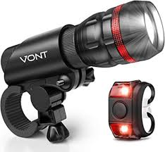 Vont 'Scope' Bike Light, Bicycle Light Installs in ... - Amazon.com