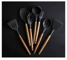 Силиконовые кухонные инструменты <b>Наборы для</b> ...