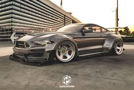 Придуман самый крутой тюнинг-<b>обвес</b> для Shelby Mustang <b>Super</b> ...