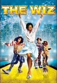 The Wiz DVD jacket