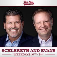 Schlereth and Evans