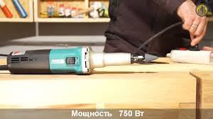 <b>Прямая шлифовальная машина Makita</b> GD0800C - YouTube