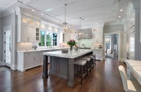 Small Picture 30 Spectacular White Kitchens With Dark Wood Floors Page 17 of