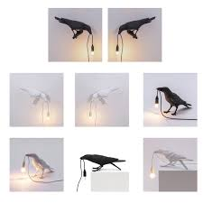 Creative Bird Table Lamp <b>Auspicious Bird Table Lamp</b> Bedroom ...