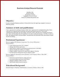 career objectives examples resume sample document resume career objectives examples resume sample career objectives examples for resumes business analyst resume example 187