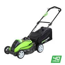 greenworks g40lm45