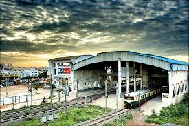Chennai Mass Rapid Transit System