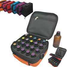 10/20/<b>42 Grid</b> Bottle Essential Case Protects for 3ML Rollers ...