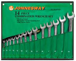 <b>Набор ключей комбинированных Jonnesway</b> W26414S 3/8-1-1/4 ...