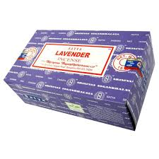 Купить <b>благовония</b> лаванда <b>сатья</b> серия incense / lavender satya в ...
