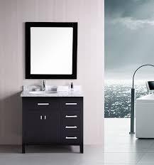 modern bathroom vanity tops designs chic bathroom chic floating bathroom sink black small vanity table and