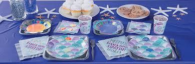 <b>Mermaid Sparkle</b> Party Supplies   OrientalTrading.com   Oriental ...