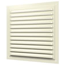 «<b>Решетка вентиляционная металлическая</b> ERA 2525МЭ(белый ...