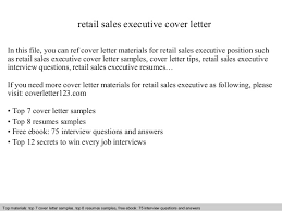 sales assistant cover letter example related topics letter sales    retail sales executive cover letter    letter  s retail cover