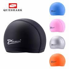 QUESHARK Men Women Professional <b>Electroplate</b> Swimming ...