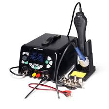 <b>yihua 853d</b> 5a ii <b>3 in</b> 1 920w smd soldering station usb dc power ...