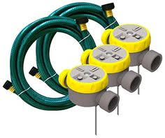 Nelson Rainscapes Lawn Watering System 50182 -- Details can be ...