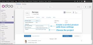 order line update timesheets details on invoice odoo apps create a service product