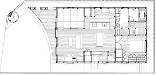 House H in Japan by MattchHouse H by Mattch  Above  ground floor plan