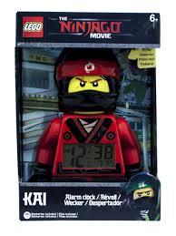 <b>Часы</b> настольные <b>Ninjago Movie</b> (Лего Фильм: Ниндзяго ...