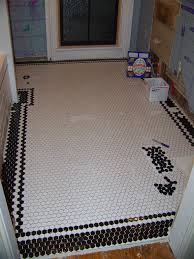 Hexagon Tile Floor Patterns Tile Job Gone Amok Interior Decorating Interior Redesign