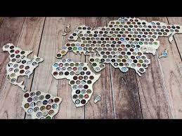 <b>Деревянная карта мира</b> на стену CAPSBOARD <b>WORLD</b> BIG ...