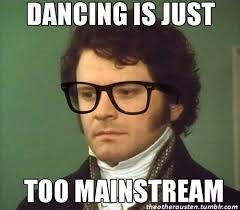 Wordless Wednesday: Mr. Darcy Memes   Hardcovers and Heroines via Relatably.com