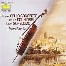 <b>Dvorák</b>: <b>Cello</b> Concerto; <b>Bruch</b>: Kol Nidrei; Bloch