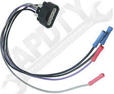 fuel pump wiring harness apdty fuel pump wiring harness 4 pin flat oval connector for general motors
