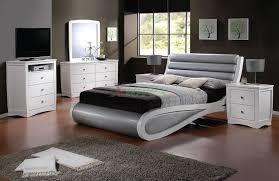 King Size Bedroom Sets Modern Modern Platform Bedroom Furniture Set 147 Xiorex Modern Platform