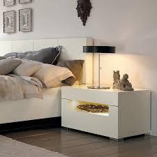 elumo ii bedside table hulsta fci contemporary modern furniture bed side furniture