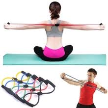 <b>chest expander</b> rope workout